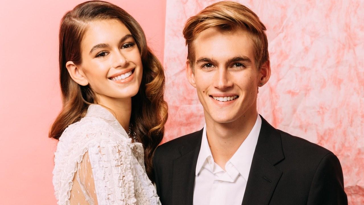 Kaia Gerber & Presley Gerber
