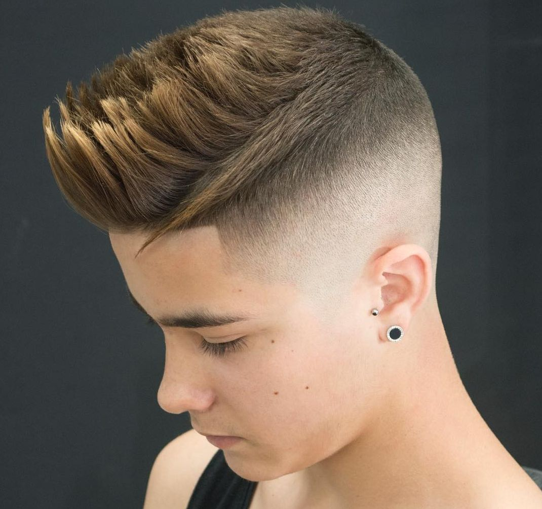 Clean Fade