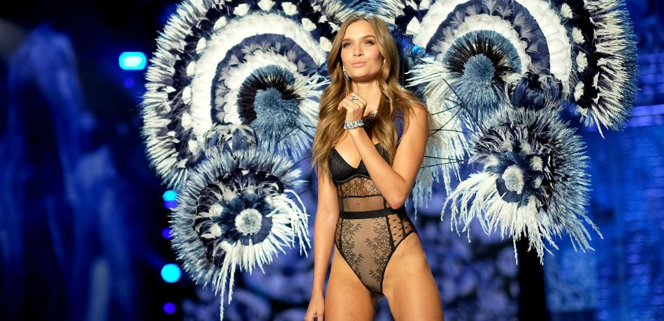 Josephine Skriver Victoria's Secret Angel