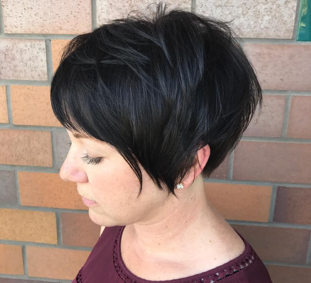 Feathered Black Bob