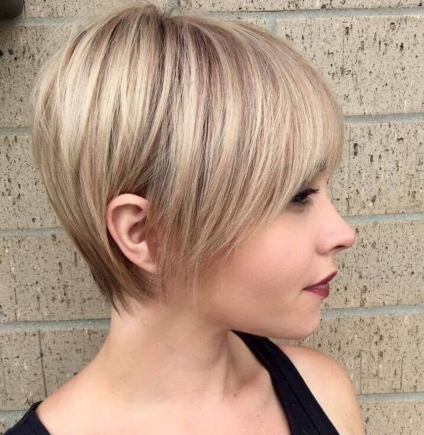 Grown Out Pixie