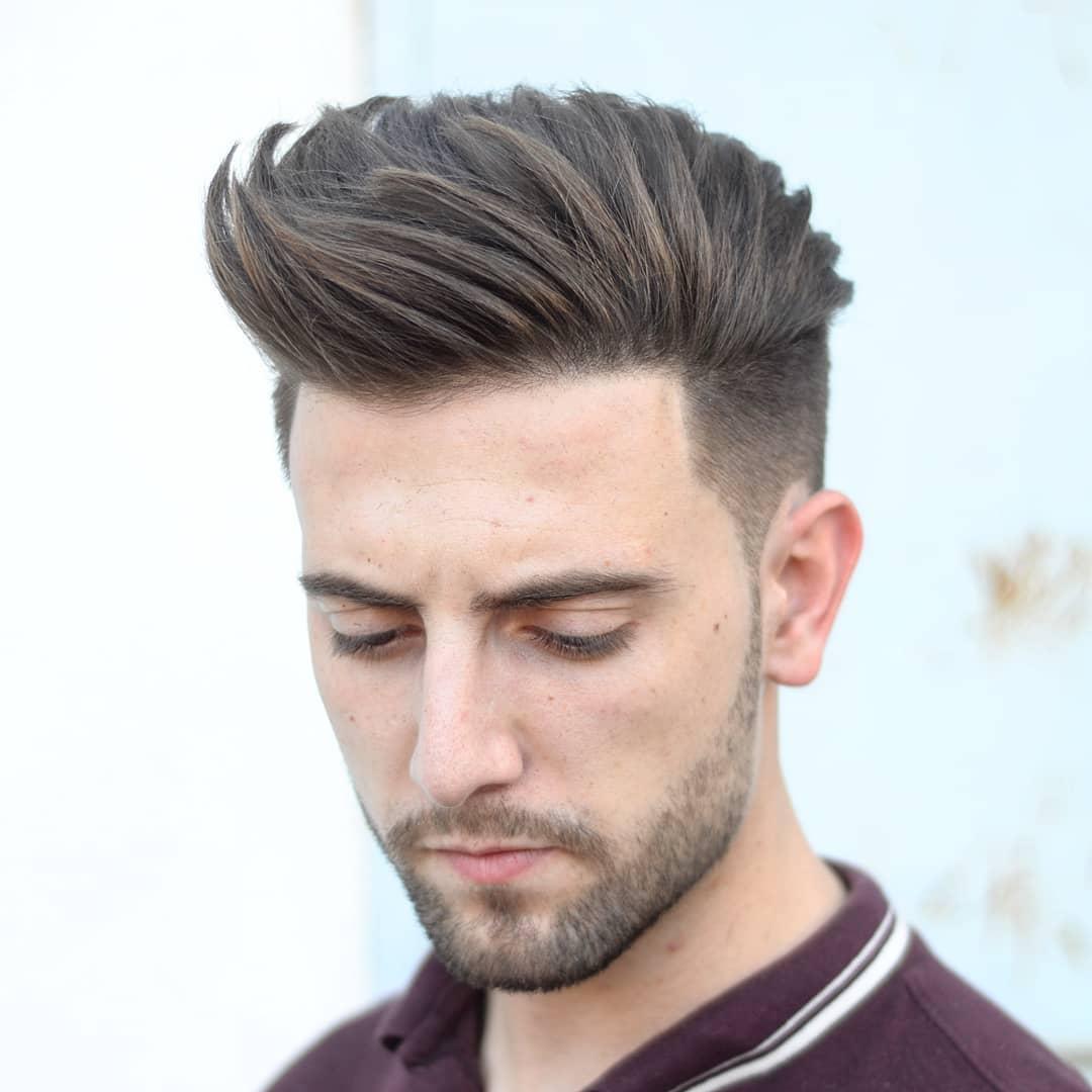 Medium Length Cut