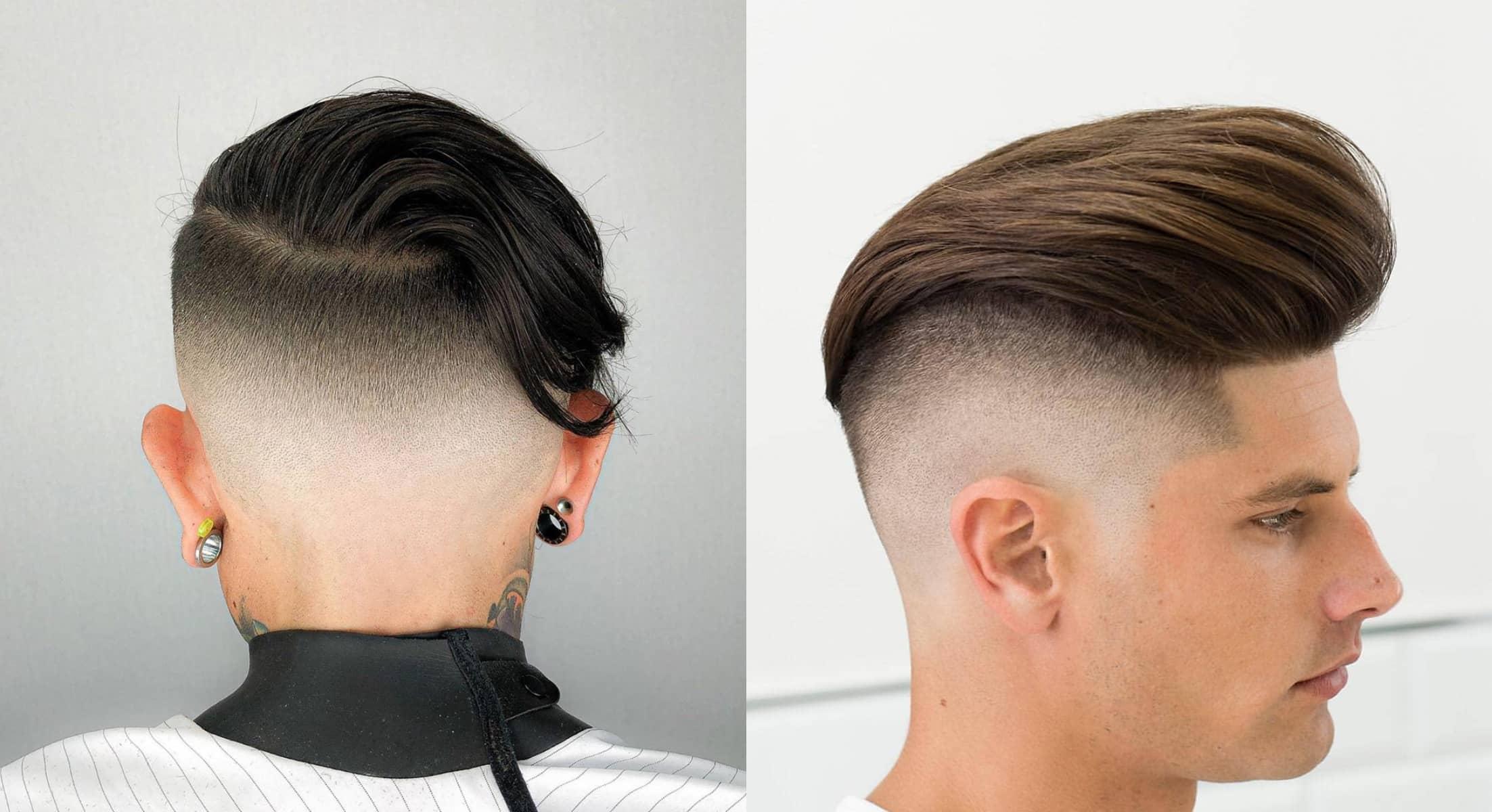 20 Classic Undercut Hairstyles For Men
