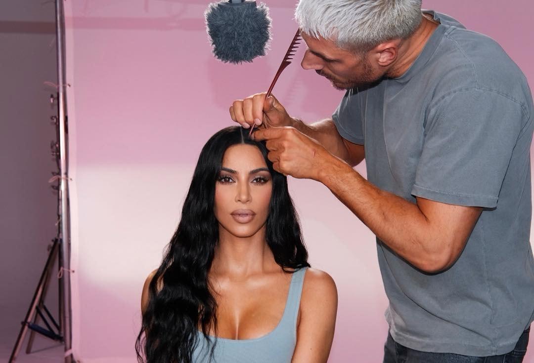 Chris Appleton and Kim Kardashian