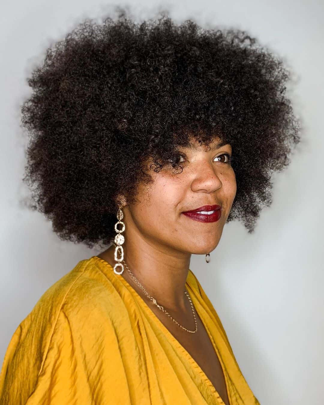 Natural Afro