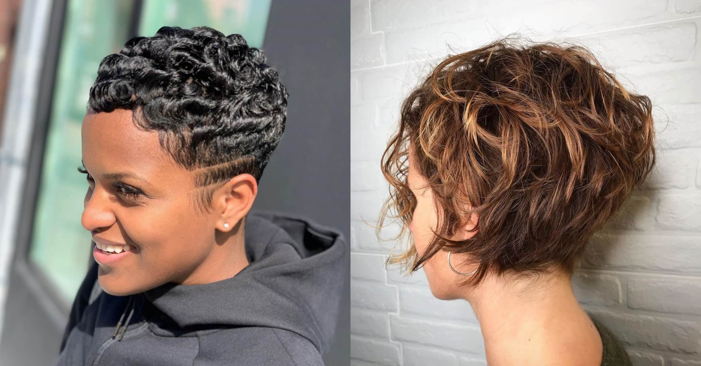 20 Perfect Looks For Short Curly Hair Stylesrant