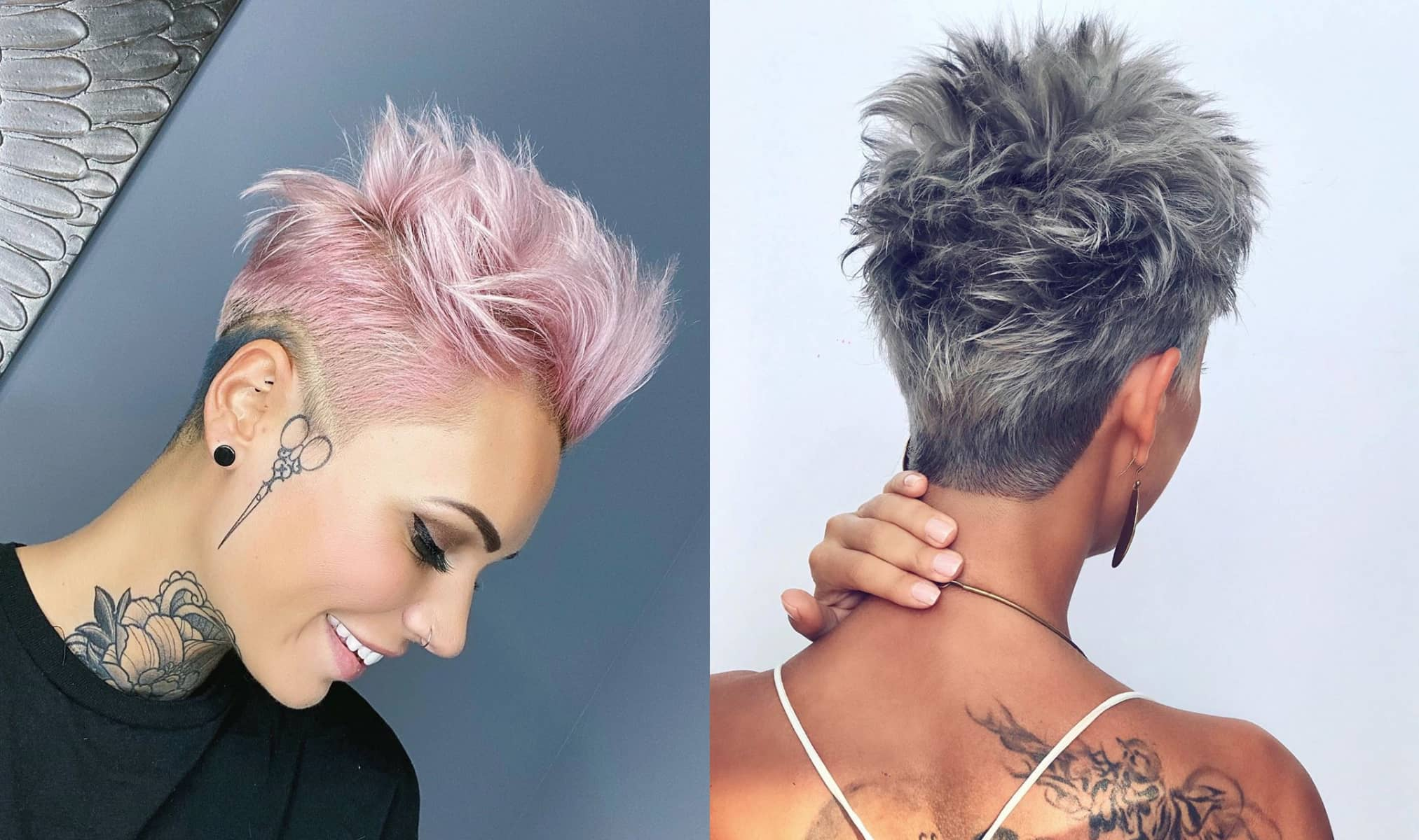 10 Short Spiky Haircuts For Women  StylesRant