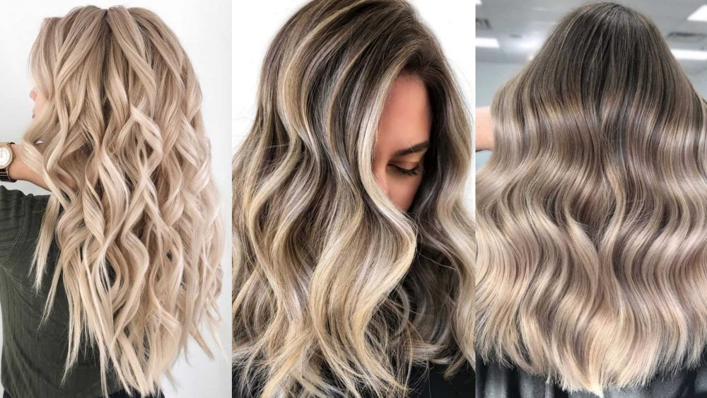 Blonde Balayage Hairstyles
