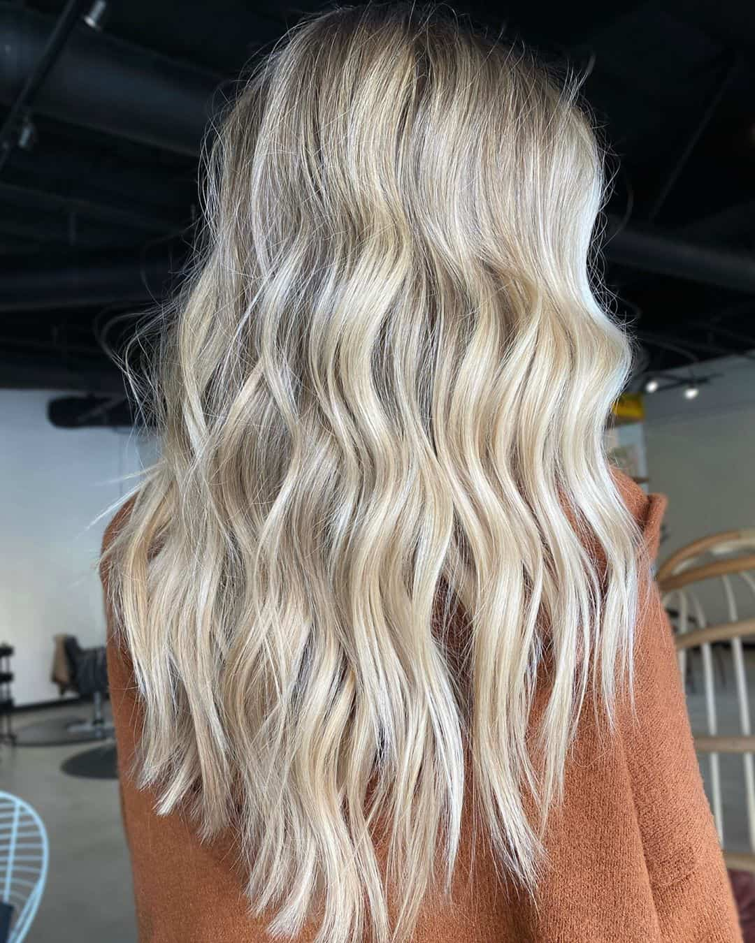 Bright And Bold Blonde