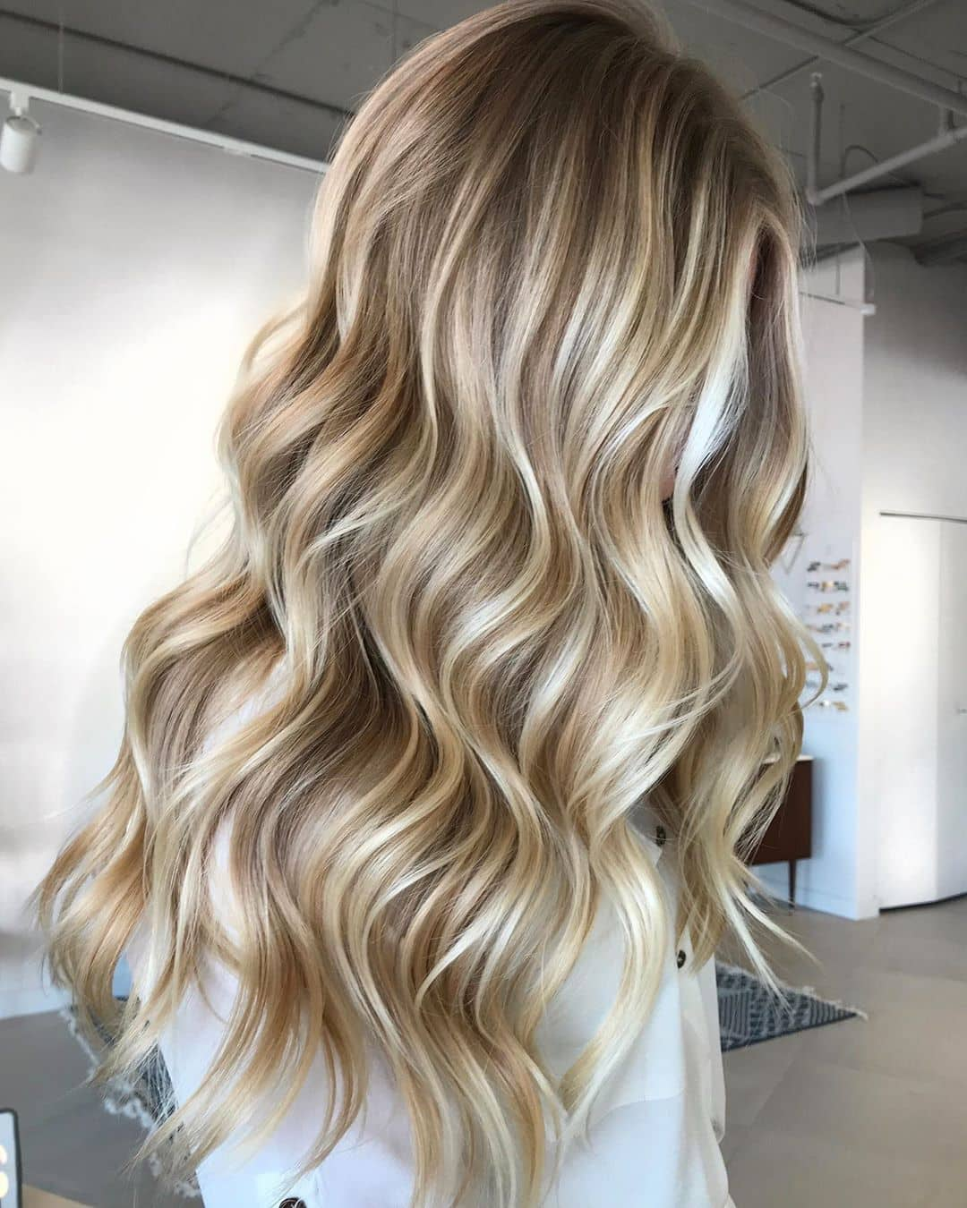 Multi Shaded Blonde