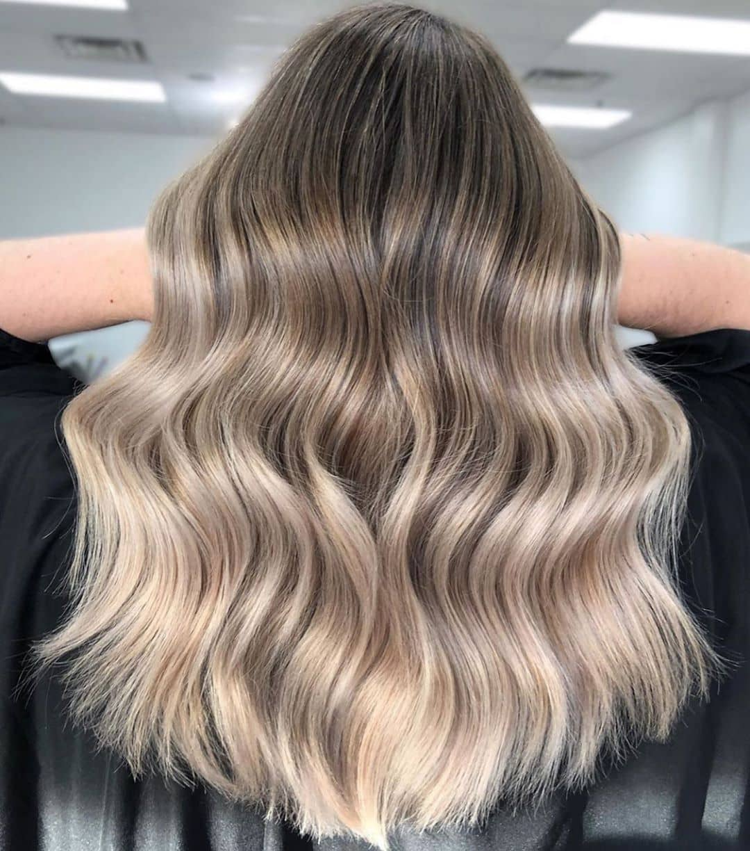 Pearl Toned Blonde