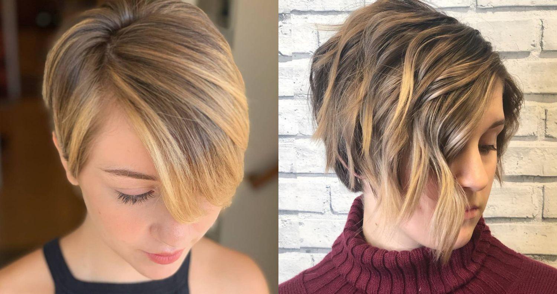 17 Beautiful Balayage Inspiration For Short Hair Stylesrant