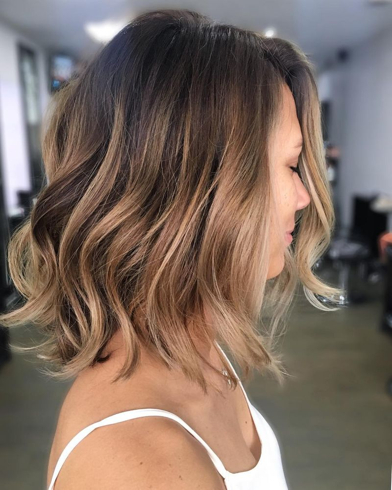 17 Beautiful Balayage Inspiration For Short Hair Stylesrant