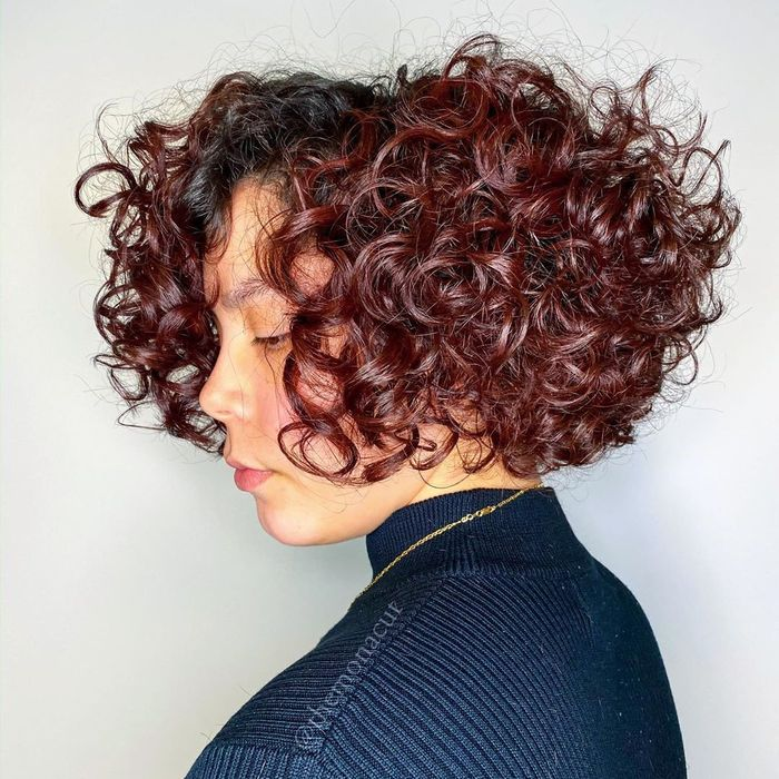 Loose Curls + Wispy Volume