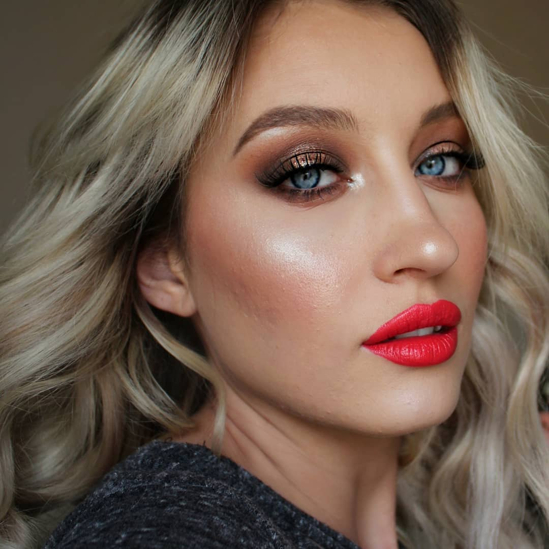 Red Lip Glam