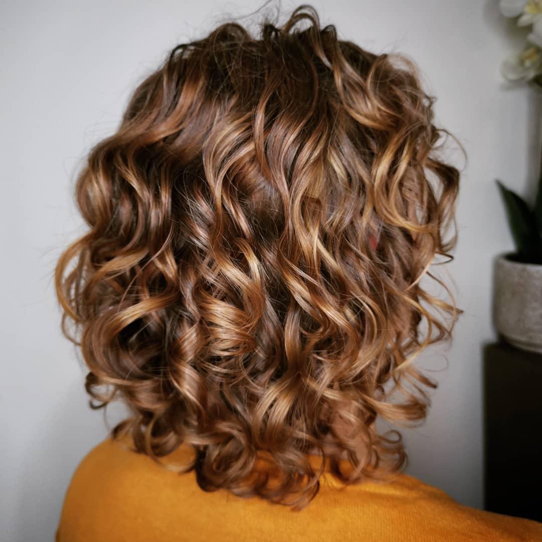 Silky Curls