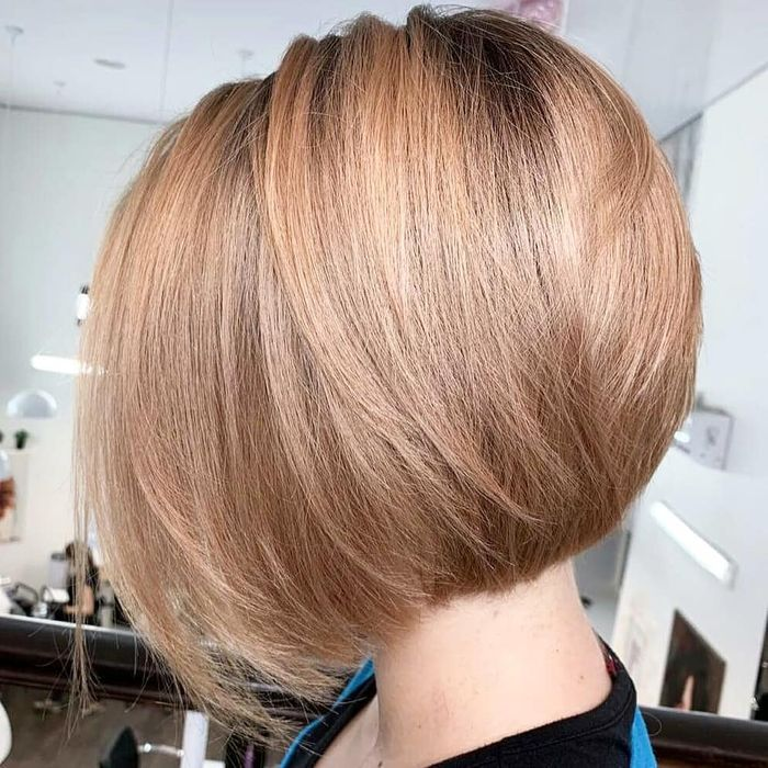 Straight Rounded Bob