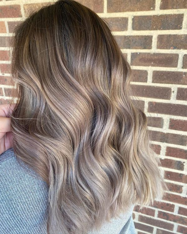Silver Toned Tips