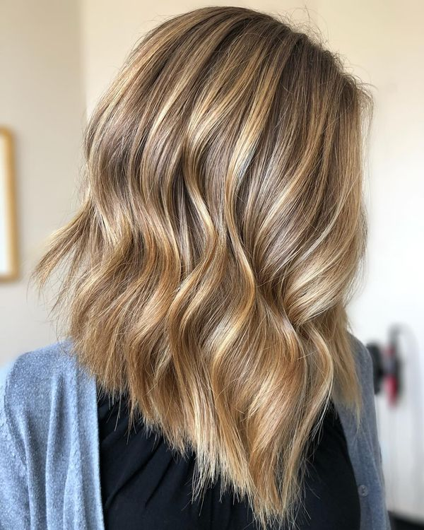 Sunkissed Lob