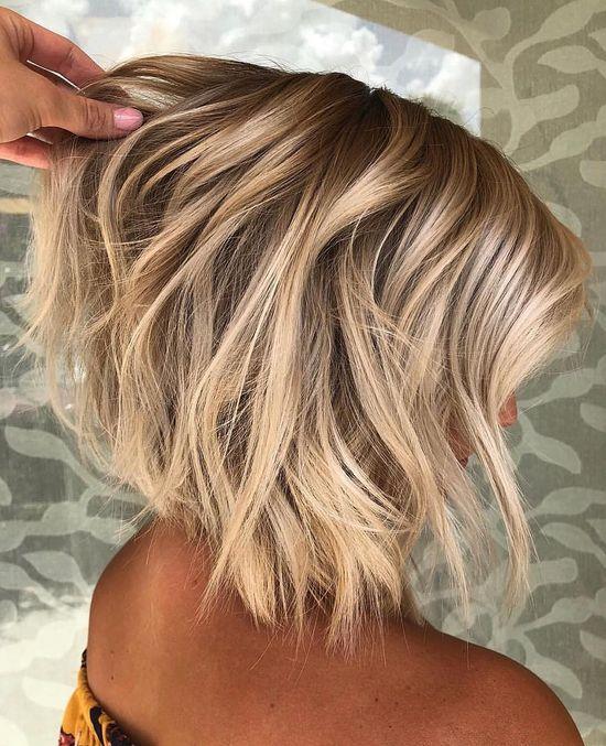 Beach Blonde Waves