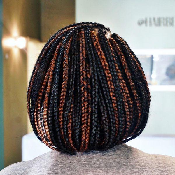 Black + Auburn Combo