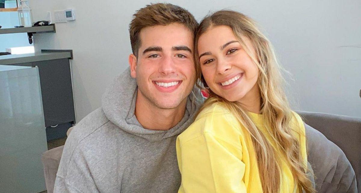 Adi Fishman and Emily Alexander