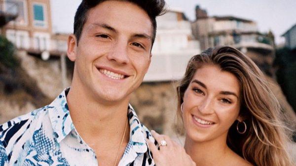 Josh Brueckner and Katie Betzing