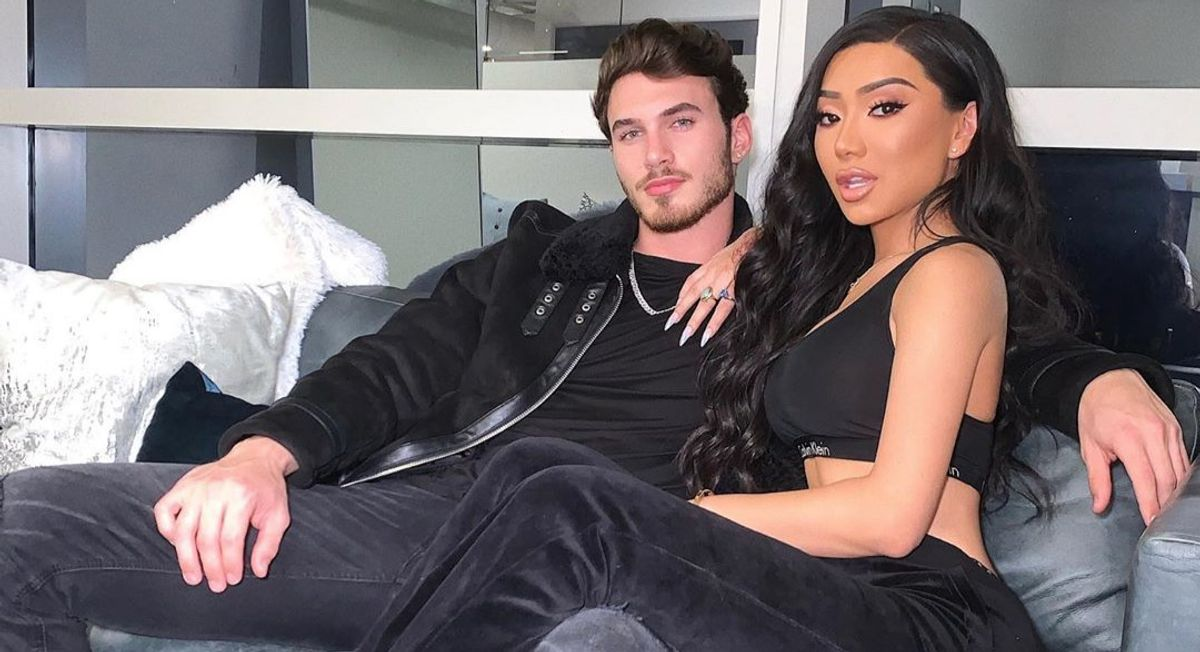 Nikita Dragun and Michael Yerger
