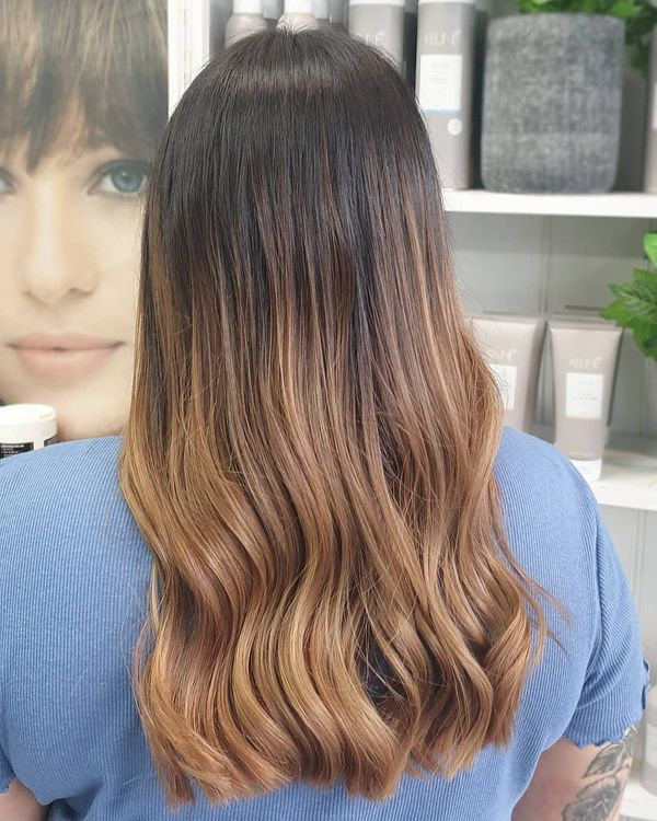 Soft Ombre