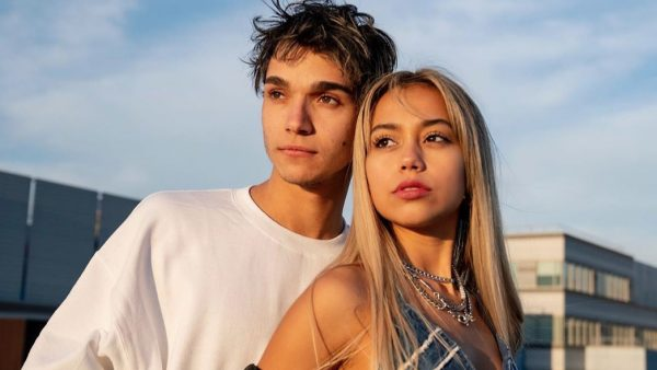 Lucas Dobre and Ivanita Lomeli