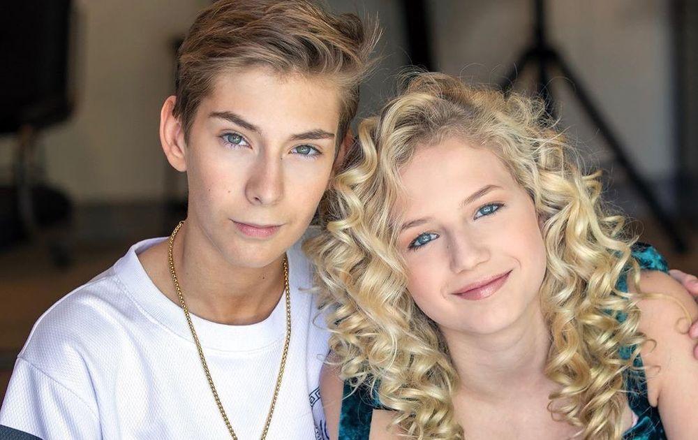 Sawyer Sharbino and Indi Star