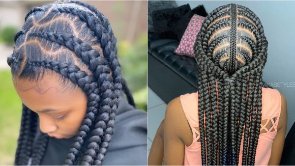 Cornrows Braided Hairstyles
