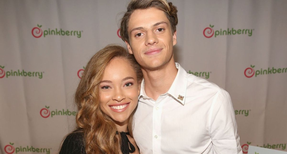 Shelby Simmons and Jace Norman
