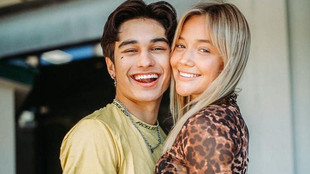 Kio Cyr and Olivia Ponton