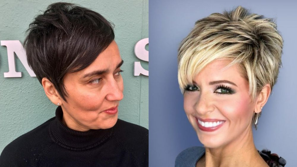 Short Haircuts for Older Women