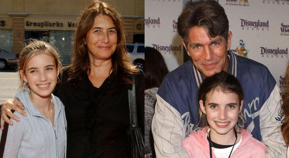 Emma Roberts parents