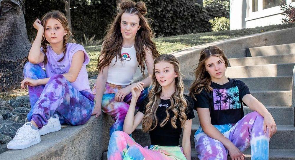Piper Rockelle squad