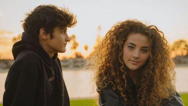 Dom brack and Sofie Dossi