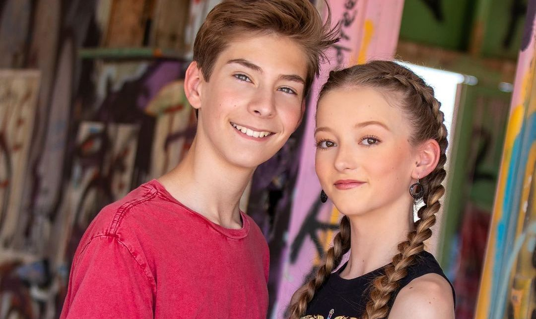 Sawyer Sharbino And Emily Dobson
