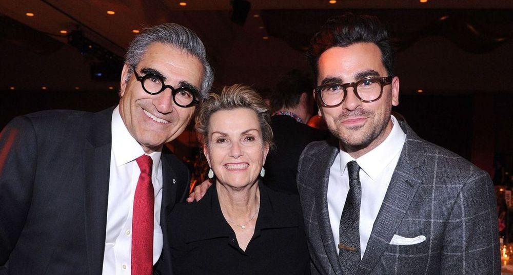 Daniel Levy parents