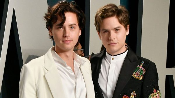 Cole and Dylan Sprouse