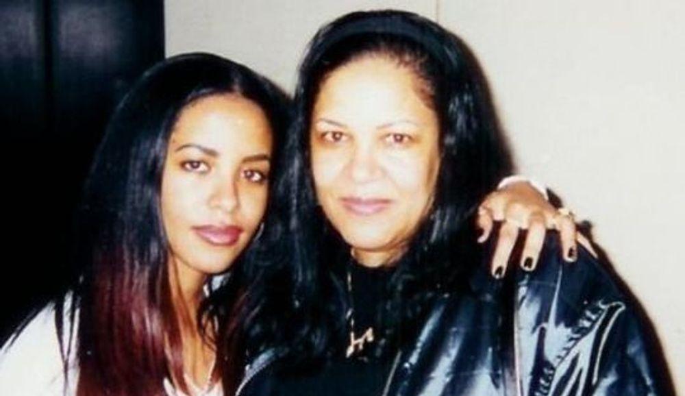 Aaliyah's parents